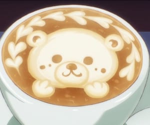 anime, coffee, and japan image