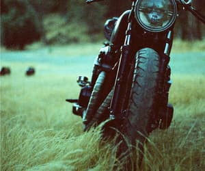 motorbike and motorcycle image