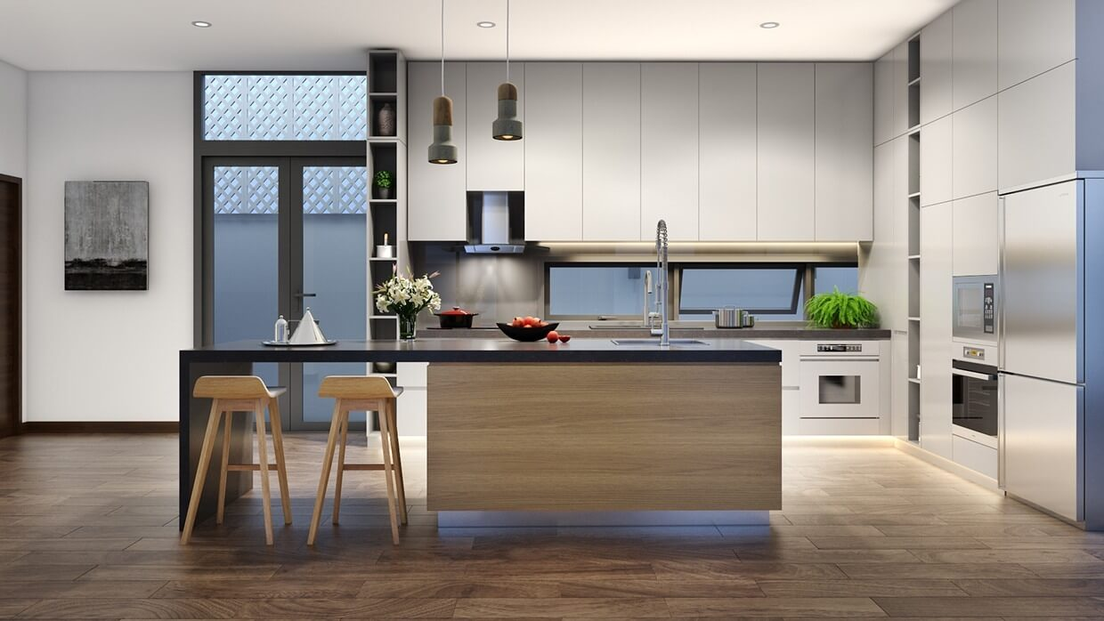 No One Likes To Cook In Outdated Kitchen And For That You Need Perfect Interior Design For Your Kitchen Here Are The Best Minimalist Kitchen Design Ideas For You To Know More