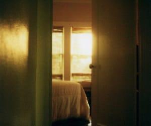 sun, sunshine, and window image