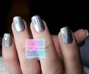 nails, holonails, and holochrome image