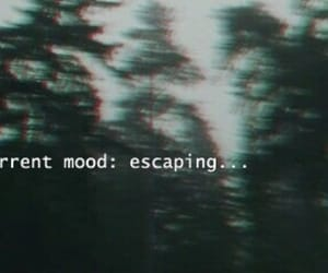 escape and mood image