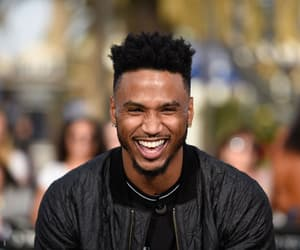 celebrity, hair, and trey songz image