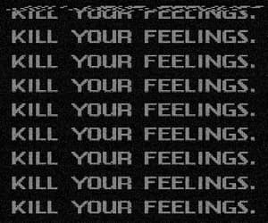 again, Darkness, and feelings image
