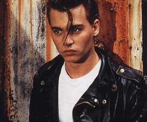johnny depp, cry baby, and young image