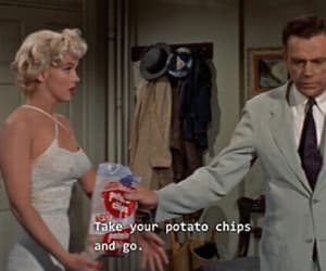 classic, potato chips, and movie image