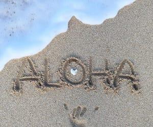 beach, Aloha, and summer image