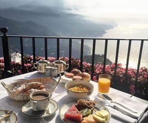 adventure, breakfast, and drinks image