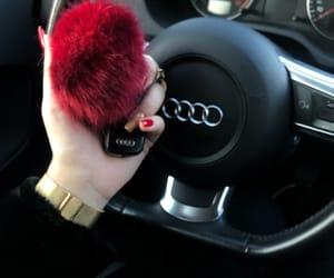 audi, black coat, and car image