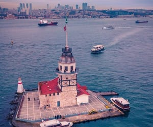 istanbul and city image
