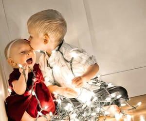 celebration, children, and christmas image