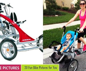 funny pictures, funny, and fun bike pictures image
