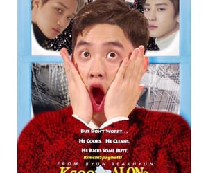 do, home alone, and kyngsoo image