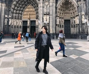 cologne, dojoon, and the rose image