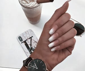 beauty, nail inspo, and girly inspo image
