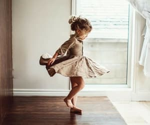 child, girl, and cute image