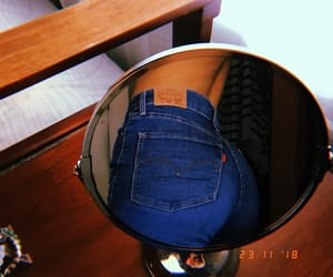 blue jeans, body, and fashion image
