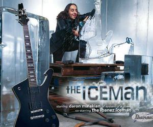 ice, system of a down, and daron malakian image
