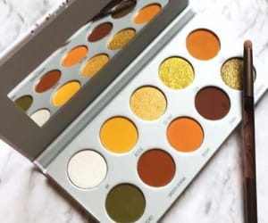 eyeshadow, fall, and goals image
