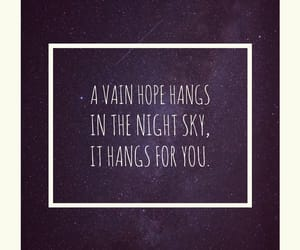 hope, miss, and vain image