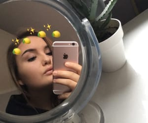 girl, cute, and kawai image