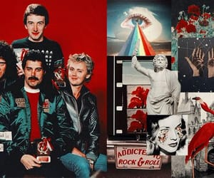 band, Freddie Mercury, and header image