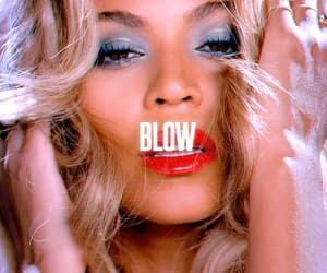 b, beyonce knowles, and blow image