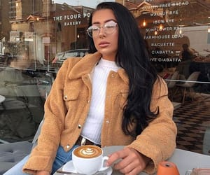 casual, chill, and coffee image