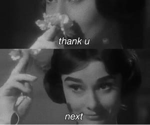 audrey hepburn, black and white, and chanel image