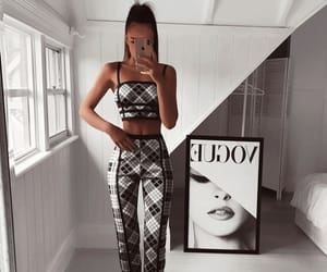 fashion, style, and outfits goals image
