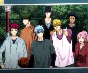 kuroko no basket, akashi, and midorima image