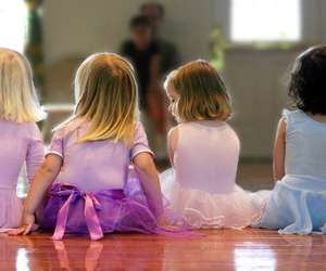 girl, cute, and ballet image