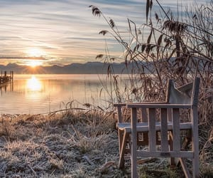bavaria, chair, and cold image