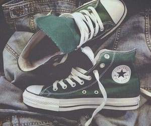 allstar, clothers, and green image