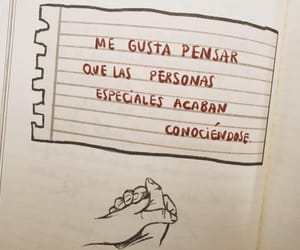 frases, hands, and palabras image