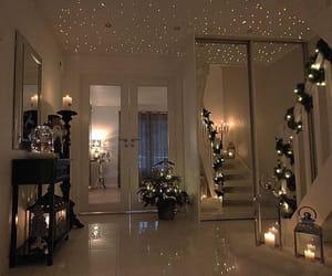 home, christmas, and light image