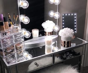 home, vanity, and decor ideas image