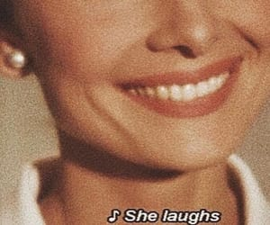 smile, quotes, and audrey hepburn image