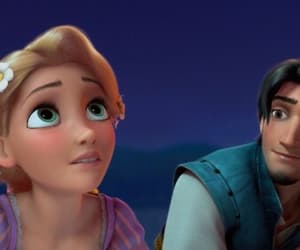tangled, love, and disney image