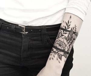 art, style, and tatoo image