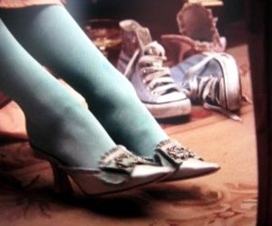 all star, marie-antoinette, and converse image