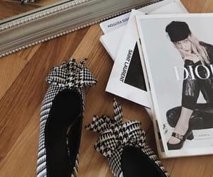 designer, dior, and dress image