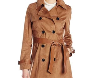fashion, style, and trench coat image
