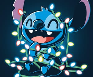 christmas and stitch image