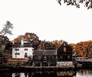 autumn, country living, and sleepy hollow image