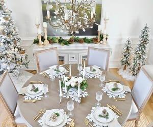 basic, cabin, and christmas image