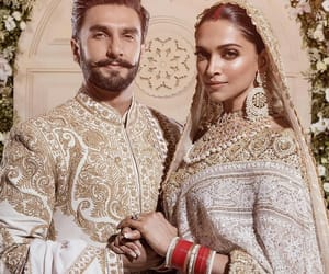 deepika padukone, ranveer singh, and bollywood image