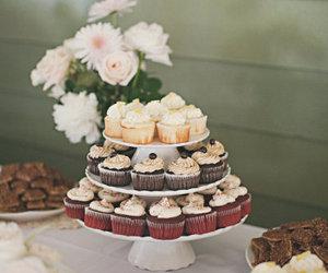 cupcake, cake, and chocolate image