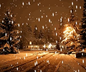 christmas, gif, and winter image