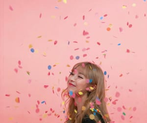 aesthetic, pink, and snh48 image